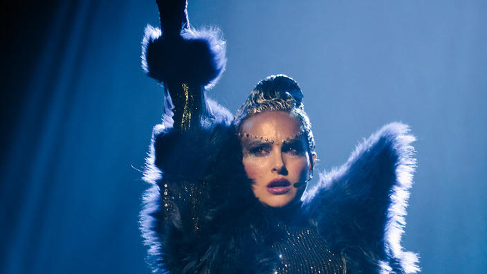 Films in London today: VOX LUX at Curzon Mayfair (23 APR).