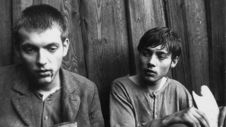 Films in London this month: DIAMONDS OF THE NIGHT, part of CZECH NEW WAVE at Close-Up (04 MAY).
