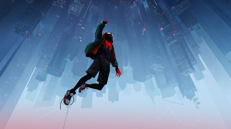 Films in London today: SPIDER-MAN: INTO THE SPIDER-VERSE part of Herne Hill Free Film Festival (28 MAY).