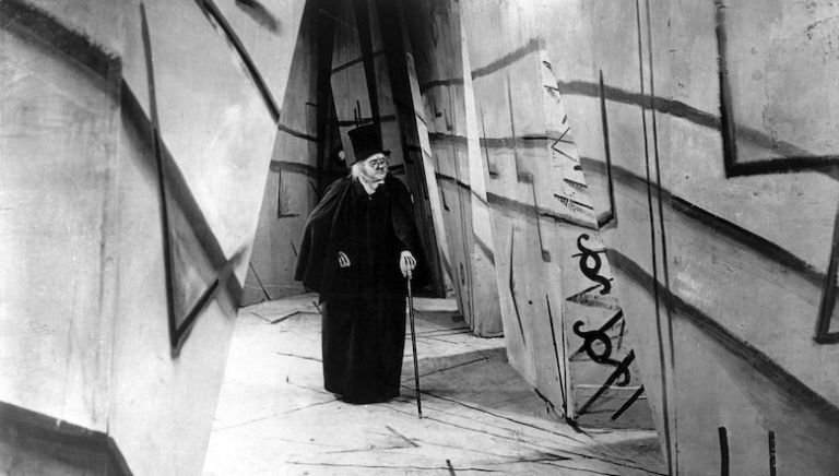 Films in London today: THE CABINET OF DR. CALIGARI at Deptford Cinema (18 MAY).
