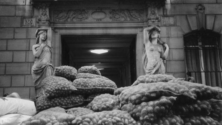Films in London this week: THE SO-CALLED CARYATIDS at Barbican (21 MAY).