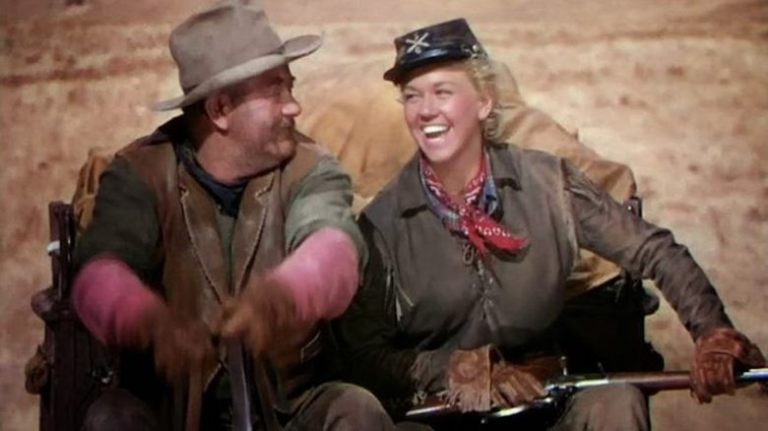 Films in London this month: CALAMITY JANE, part of Rhythm & Views Festival (19 JUN).