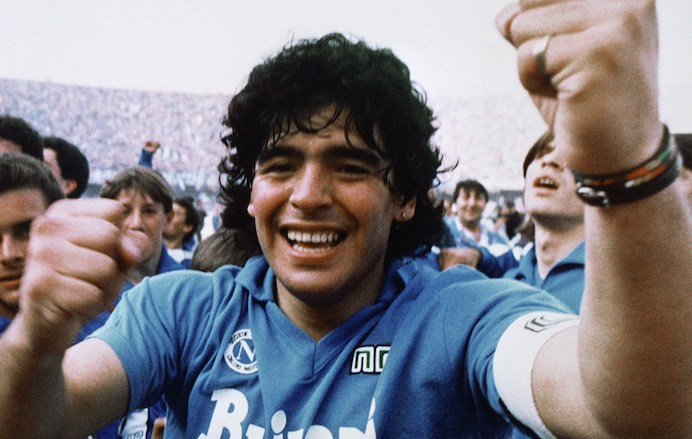 Films in London: DIEGO MARADONA presented by Screen25 at Harris Academy South Norwood (17 JUL).