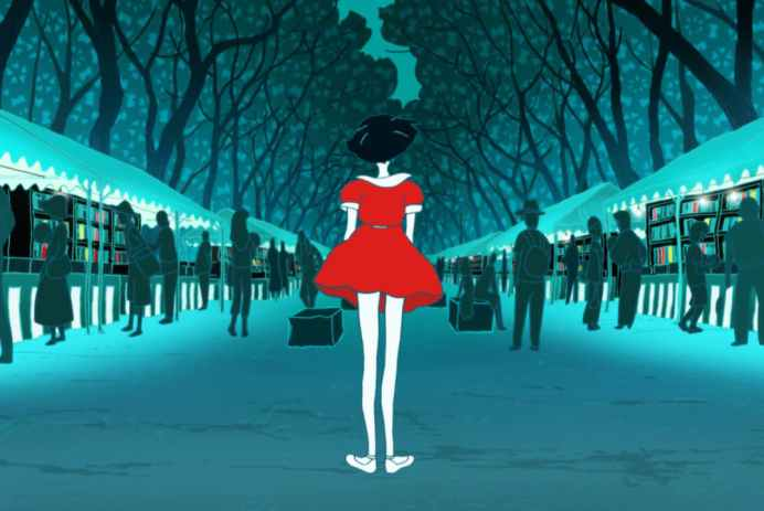 Japan Foundation London: NIGHT IS SHORT, WALK ON GIRL part of PRE-SUMMER EXPLORERS (26 JUN).