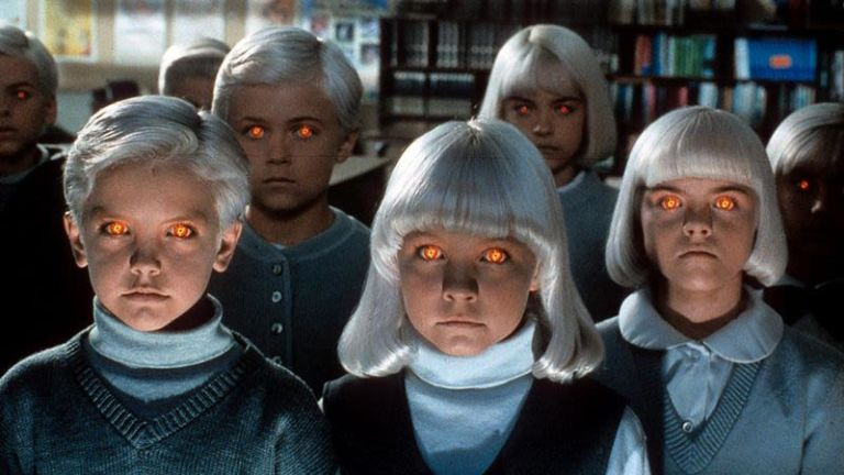Films in London today: VILLAGE OF THE DAMNED at The Prince Charles (25 JUN).