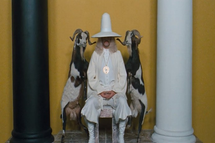 Films in London today: THE HOLY MOUNTAIN at Rio Cinema (29 JUL).