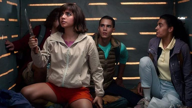 Films in London this week: DORA AND THE LOST CITY OF GOLD at Peckhamplex (11 AUG).