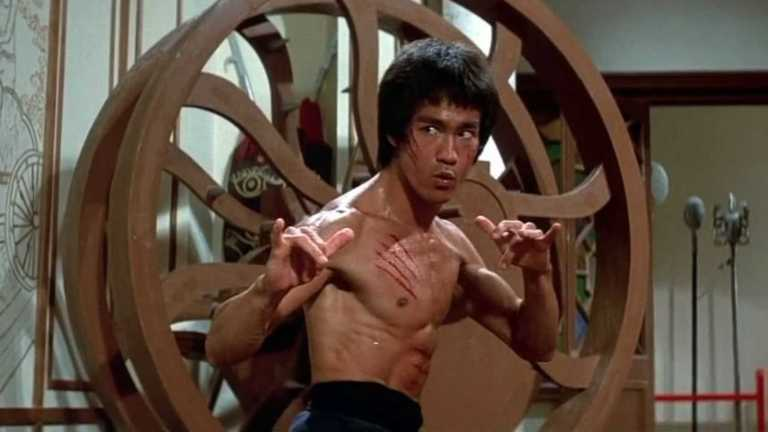 Films in London today: ENTER THE DRAGON at The Prince Charles (17 AUG).