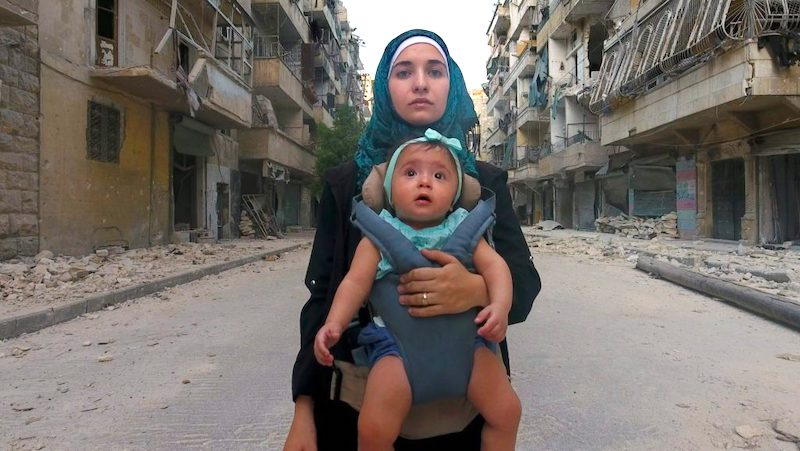 Films in London today: FOR SAMA at DocHouse (28 SEP).