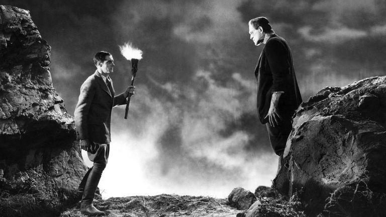 Films in London this month: FRANKENSTEIN, part of SCI-FI SUNDAYS at Deptford Cinema (25 AUG).