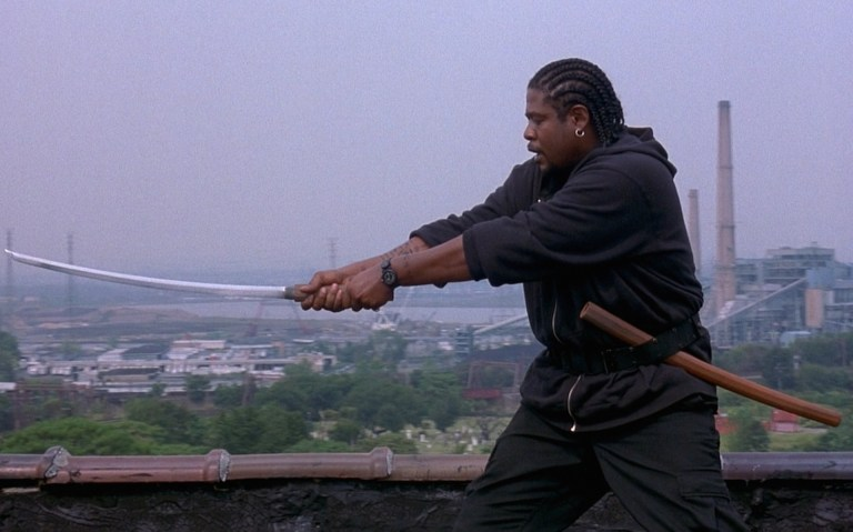 Films in London today: GHOST DOG: THE WAY OF THE SAMURAI 35mm at The Prince Charles (19 AUG).