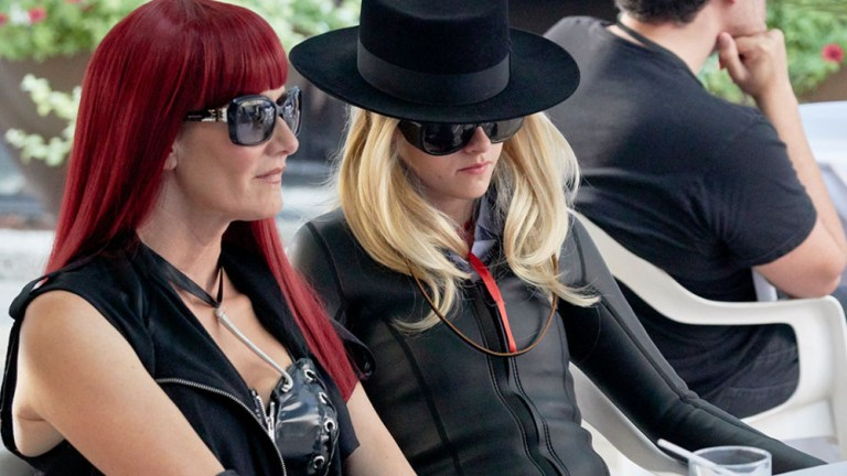 Films in London this week: JT LEROY at Rio Cinema (03 AUG).