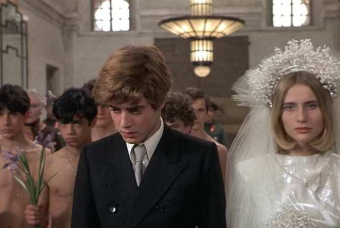 Films in London today: SALÒ, OR THE 120 DAYS OF SODOM at Moth Club (12 AUG).