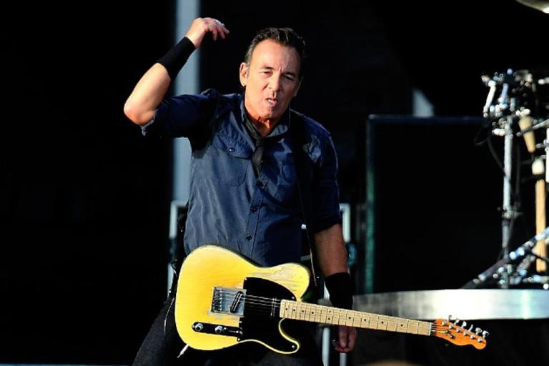 Films in London today: SPRINGSTEEN AND I at Regent Street Cinema (20 AUG).