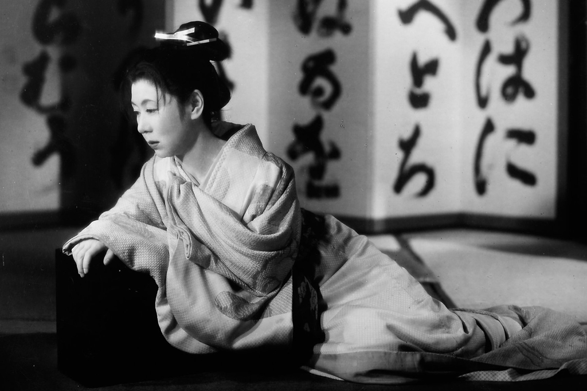 Films in London this month: THE LIFE OF OHARU, part of TRILOGIES & TRIPTYCHS at Close-Up (01 AUG).