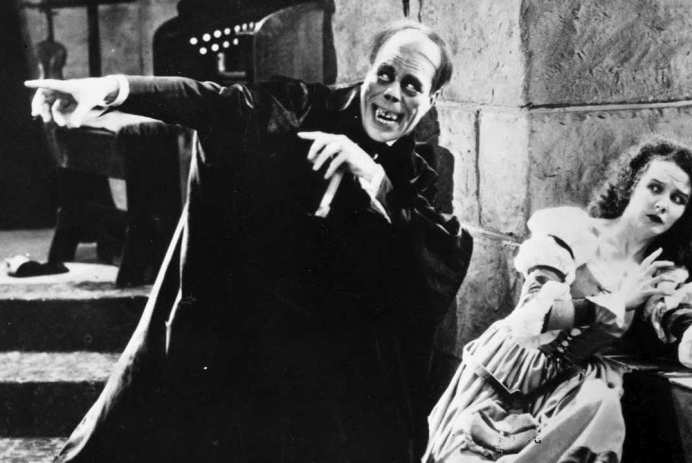 Films in London today: THE PHANTOM OF THE OPERA at St. Margaret's Church (17 AUG).