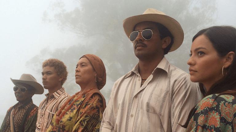 RADIANT CIRCUS #ScreenGuide - Richmond Film Society: BIRDS OF PASSAGE (08 OCT 2019).