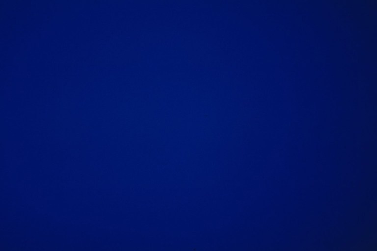 CLOSE-UP ON DEREK JARMAN: BLUE at Close-Up (18 to 30 SEP).