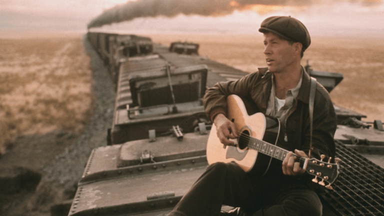 RADIANT CIRCUS #ScreenGuide - Films in London today: BOUND FOR GLORY at Tufnell Park Film Club at The Lord Palmerston (10 SEP).