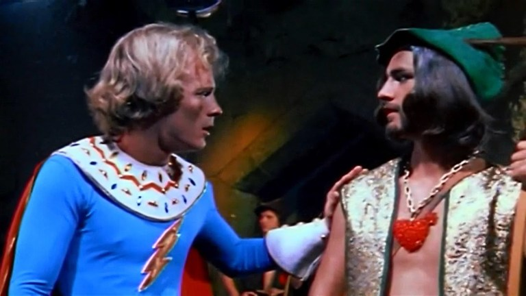 Films in London this week: FLESH GORDON at The Cinema Museum (29 SEP).