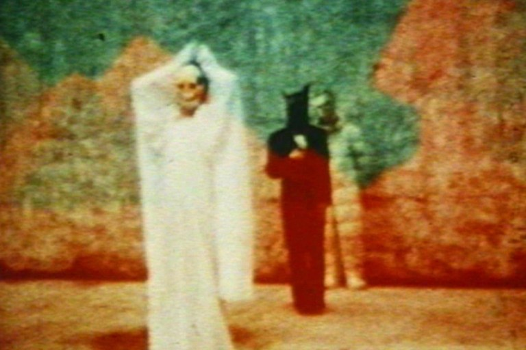 Films in London this month: IN THE SHADOW OF THE SUN, part of CLOSE-UP ON DEREK JARMAN at Close-Up (18 to 30 SEP).