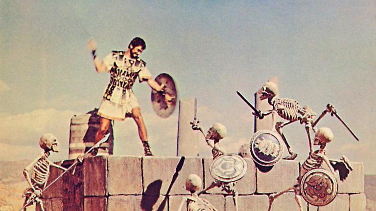 Films in London this week: JASON AND THE ARGONAUTS at The Cinema Museum (20 SEP).