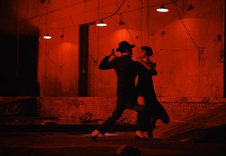 Films in London this week: NAKED TANGO at The Cinema Museum (26 SEP).