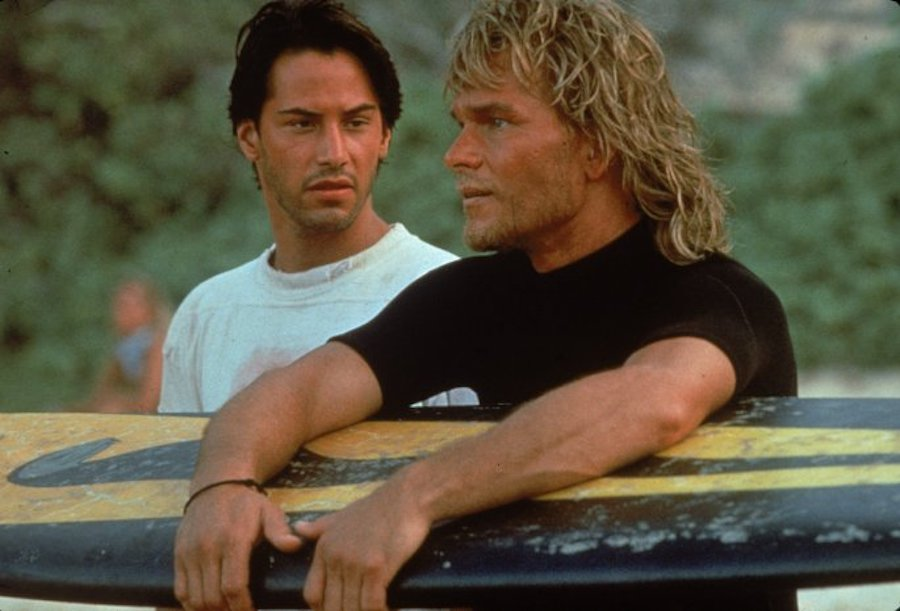 Films in London today: POINT BREAK at Ninth Life (08 SEP).