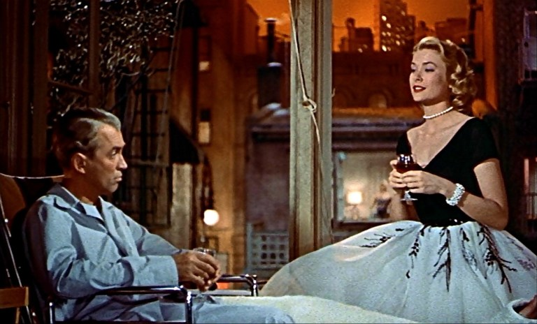 Films in London today: REAR WINDOW, part of BUILT UPON BODIES at Deptford Cinema (05 SEP).