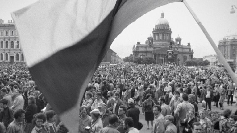 Films in London today: THE EVENT, part of IN FOCUS: SERGEI LOZNITSA at ICA (11 SEP).