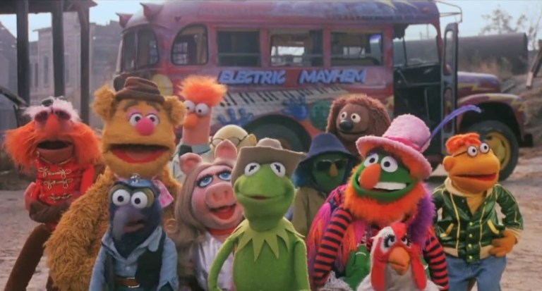 Films in London today: THE MUPPET MOVIE at Genesis Cinema (19 SEP).