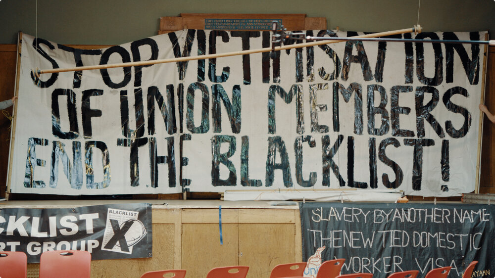 RADIANT CIRCUS #ScreenGuide - Films in London today: SOLIDARITY at Deptford Cinema (06 OCT).