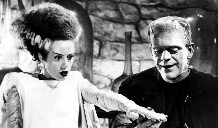 Films in London today: BRIDE OF FRANKENSTEIN at Picturehouse East Dulwich (11 NOV).