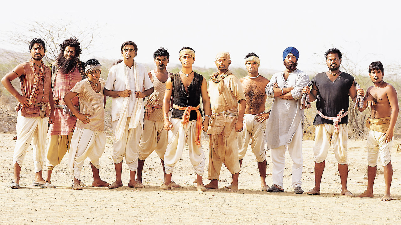 Films in London today: LAGAAN at Fairfields Hall (23 NOV).