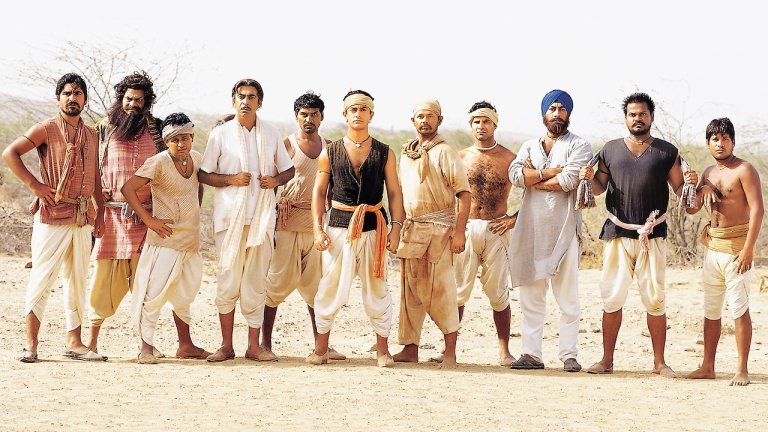 Films in London this week: LAGAAN at Fairfields Hall (23 NOV).