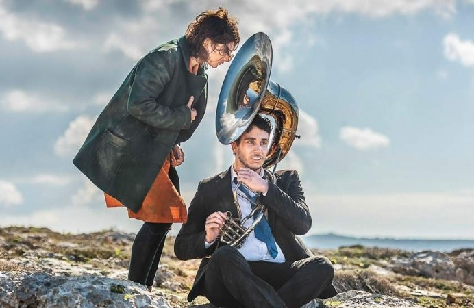 Films in London today: OF TIME AND THE SEA at ICA (10 NOV).