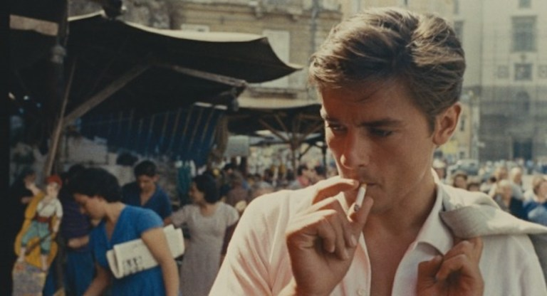 Films in London today: PLEIN SOLEIL, part of THE TALENTED MR DELON at Ciné Lumière (30 NOV).