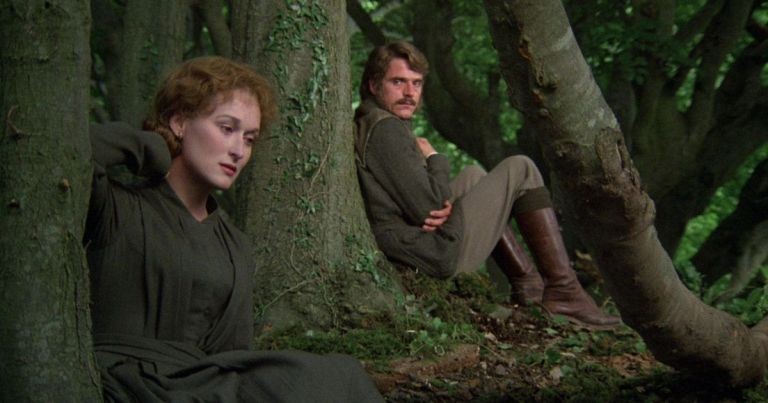 Films in London this week: THE FRENCH LIEUTENANT'S WOMAN at Ciné Lumière (06 NOV).