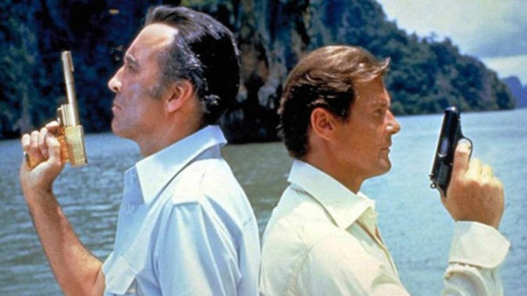 Films in London this month: THE MAN WITH THE GOLDEN GUN, part of 007 ANNIVERSARY SCREENINGS at The Prince Charles.