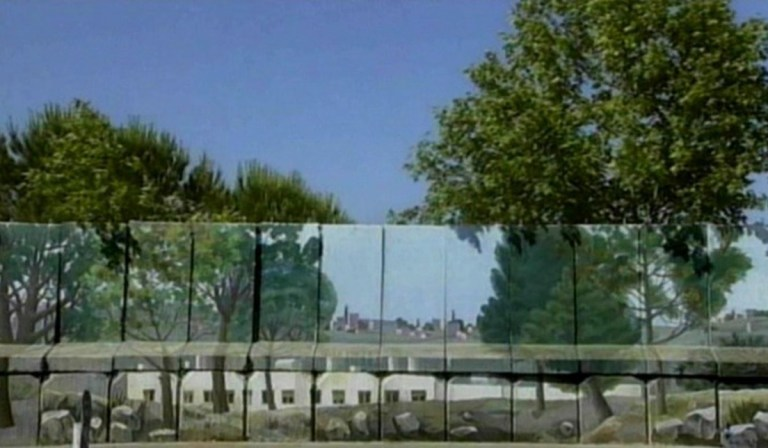 Films in London this month: WALL, part of BORDERS & BOUNDARIES at Barbican (22 NOV).