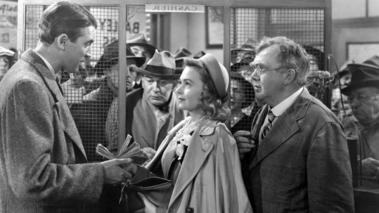 Films in London this week: IT'S A WONDERFUL LIFE at  Regent Street Cinema (24 DEC).