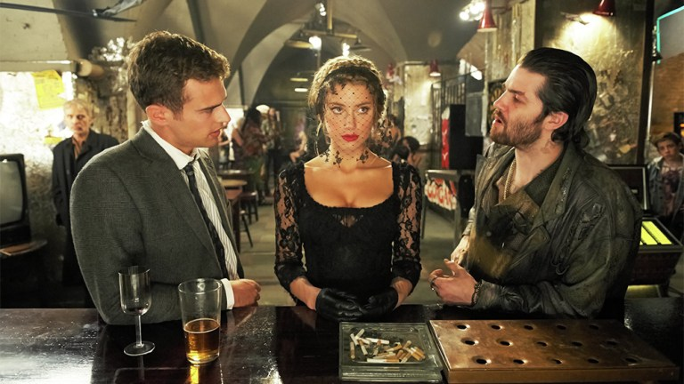 Films in London today: LONDON FIELDS at Rio Cinema (11 DEC).
