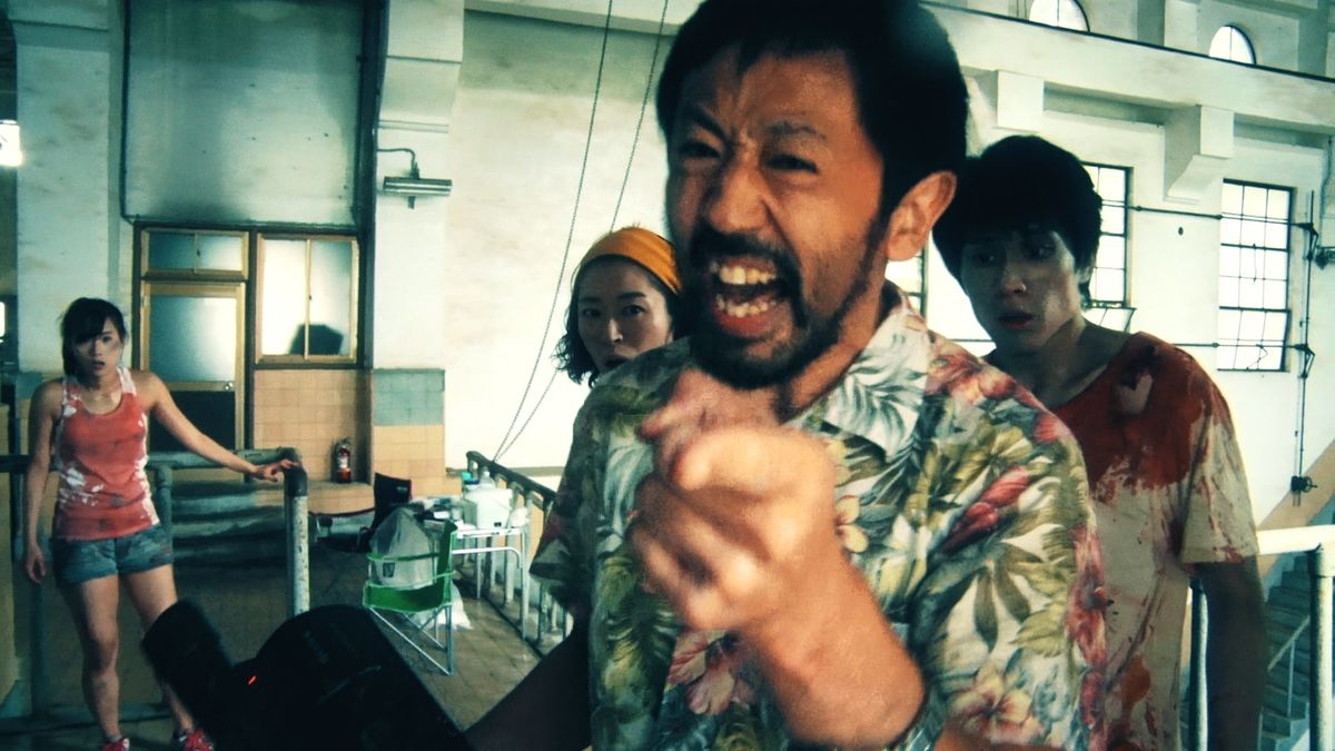 Films in London today: ONE CUT OF THE DEAD presented by Richmond Film Society at The Exchange (18 FEB).