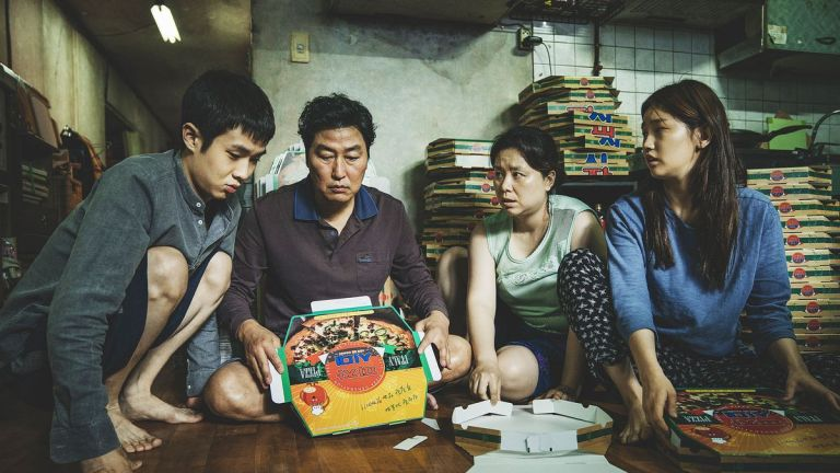 Films in London today: PARASITE at Picturehouse Hackney (10 DEC).
