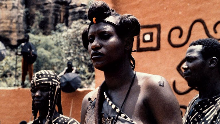 Films in London today: SARRAOUNIA, part of MED HONDO: AFRICA FROM THE SEINE at BFI Southbank (07 DEC).