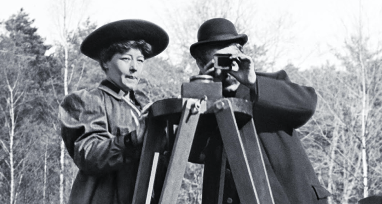 Films in London this week: BE NATURAL: THE UNTOLD STORY OF ALICE GUY-BLACHÉ at Genesis Cinema (14 JAN).
