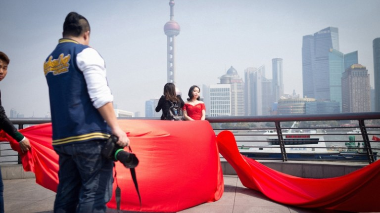 RADIANT CIRCUS #ScreenGuide - Films in London today: CHINA LOVE at DocHouse (24 to 30 JAN).
