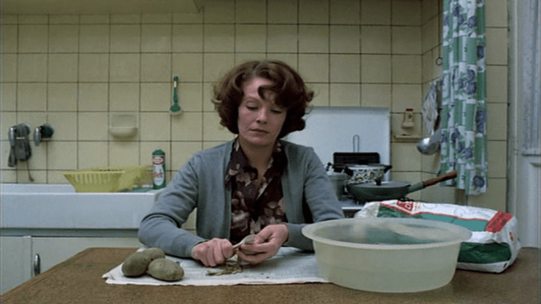 Films in London today: JEANNE DIELMAN, 23 QUAI DU COMMERCE, 1080 BRUXELLES, part of TRIBUTE TO DELPHINE SEYRIG – ACTRESS, DIRECTOR AND ACTIVIST at Ciné Lumière (19 & 23 JAN).