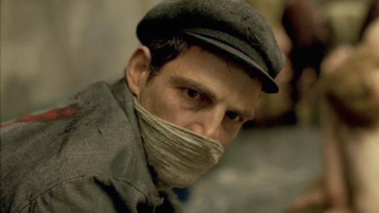 Films in London today: SON OF SAUL at SET (25 JAN).