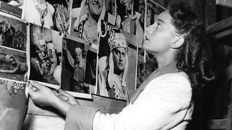 Films in London today: THE WHITE SHEIK part of Viva Fellini! Weekender at BFI (18 JAN).